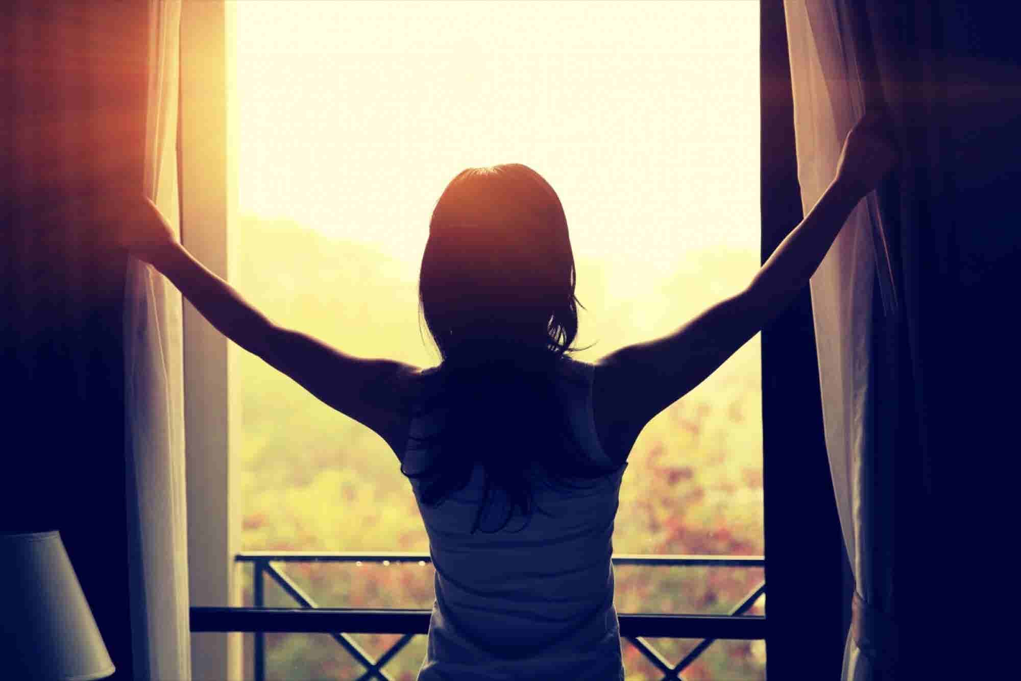 Meet Fear's Antidote: Hope