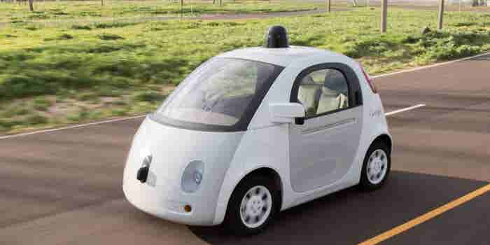 If You Get In the Way of Google's Self-Driving Car, It Might Shout at You