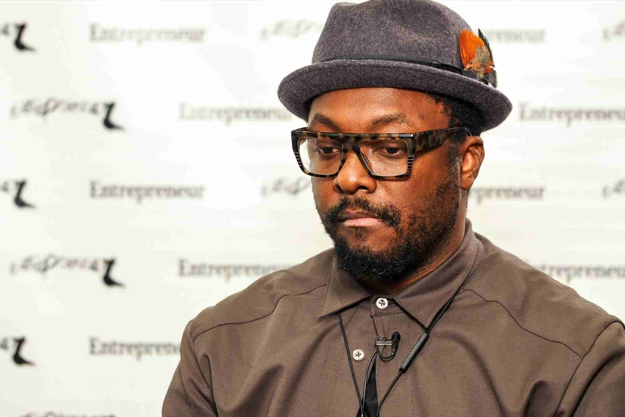 The Most Important Mentor to Have Shaped Will.i.am's Life and Career