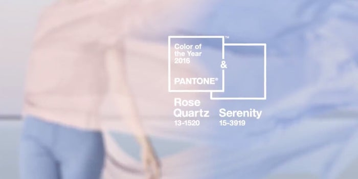 Looking to Refresh Your Logo? Pantone Just Named These 2 Shades Its 'Colors of the Year.'