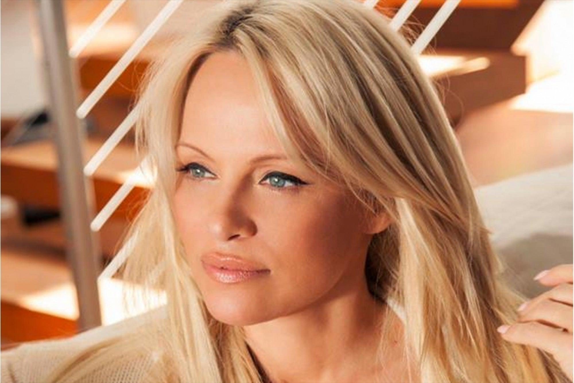 Playboys Last Nude Model Will Be Pamela Anderson