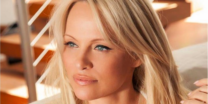 pam anderson playboy