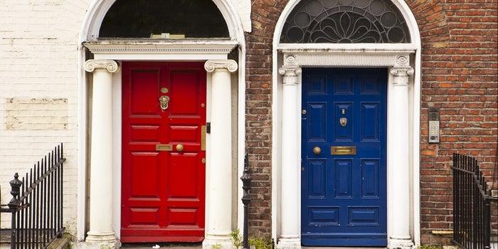 All Doors Open -- Remind Yourself Every Time a Door Slams Shut