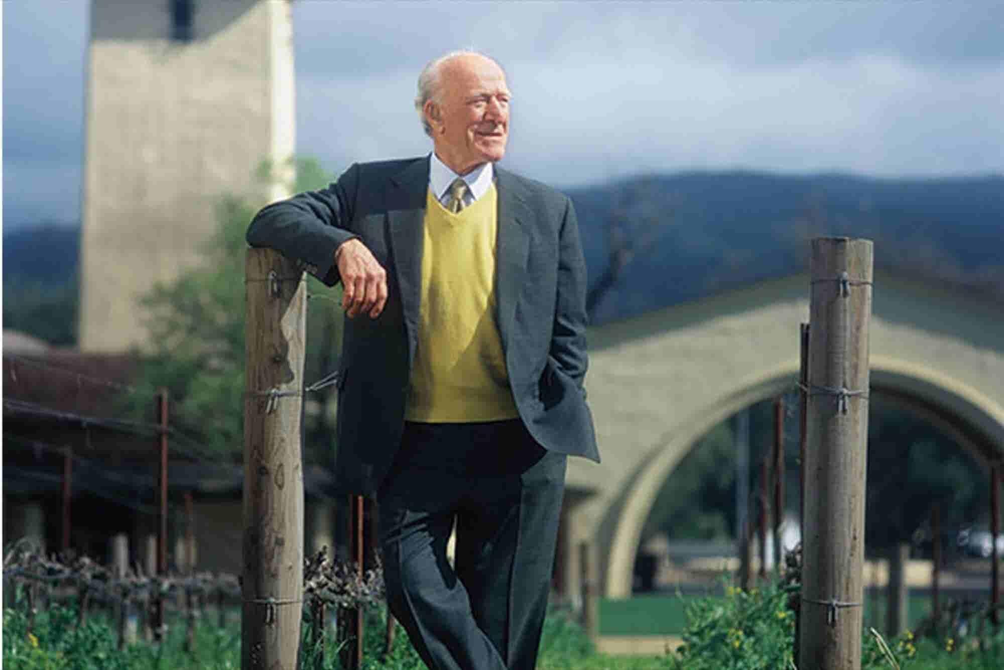 How Entrepreneur Robert Mondavi Changed Wine Forever