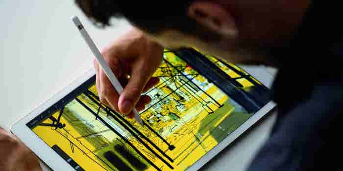 For The Gadget Aficionado: iPad Pro