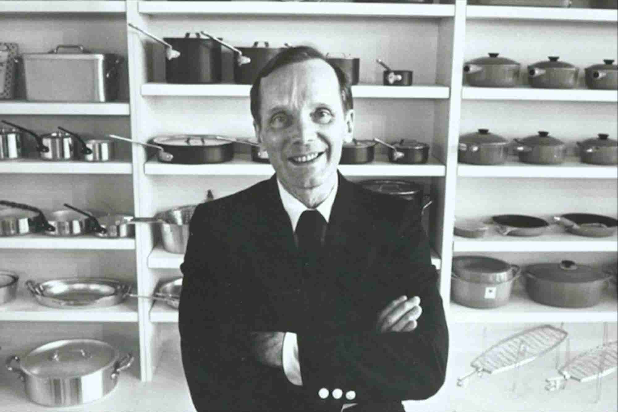 Remembering Chuck Williams, Founder of Williams-Sonoma