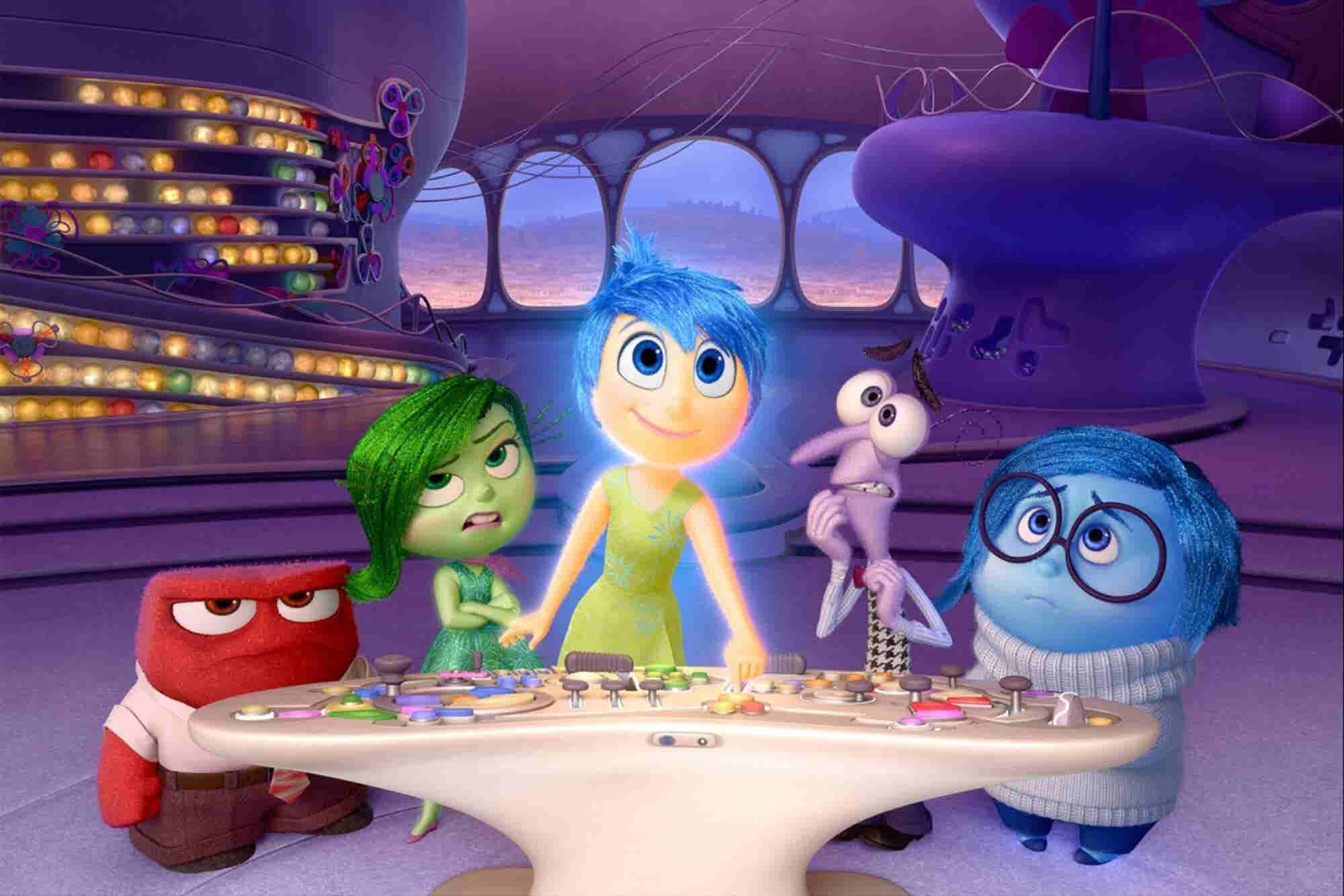 6 Content-Marketing Lessons 'Inside Out' Can Teach Us
