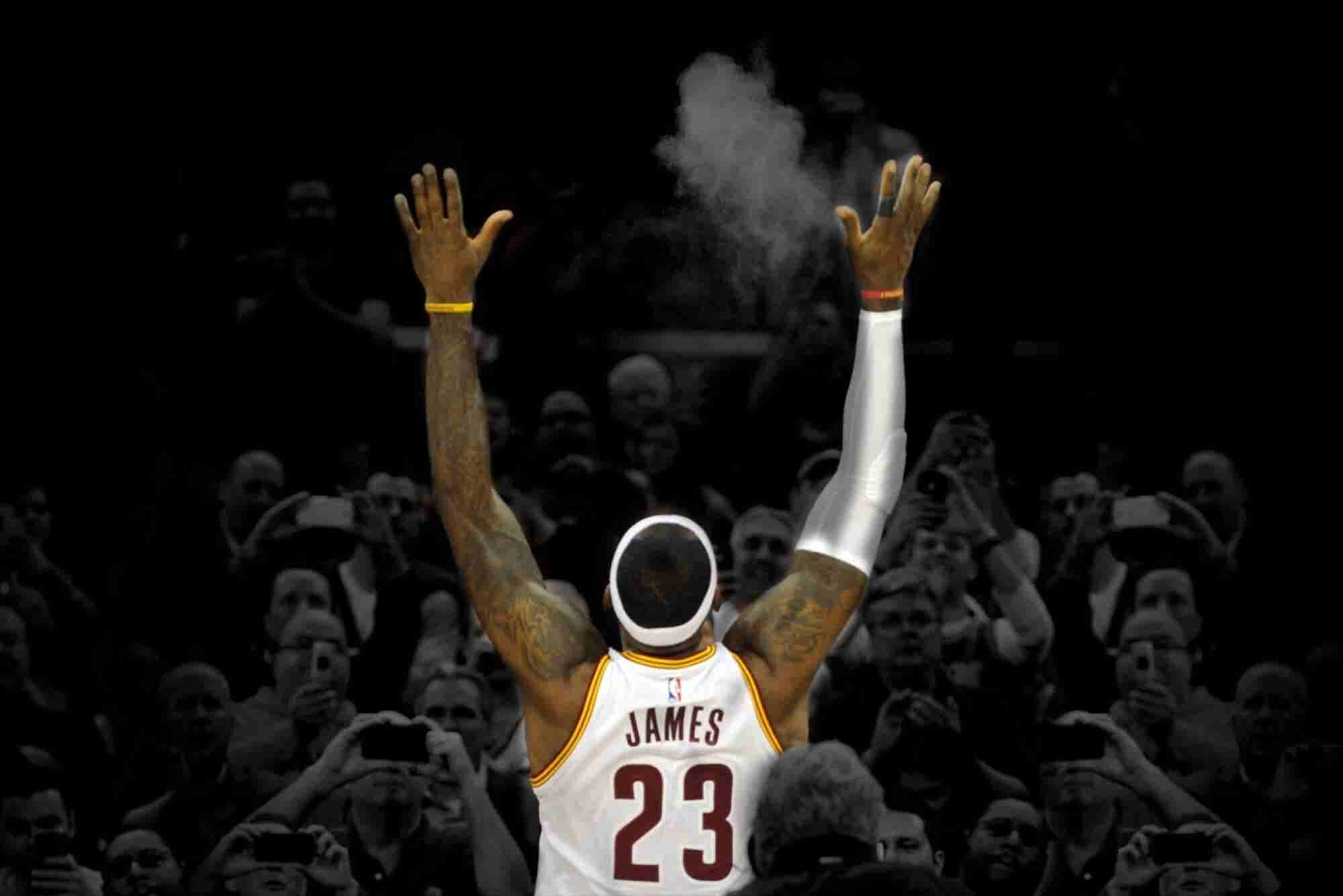 Brand Power: Nike Signs Lebron James to Lifetime Deal