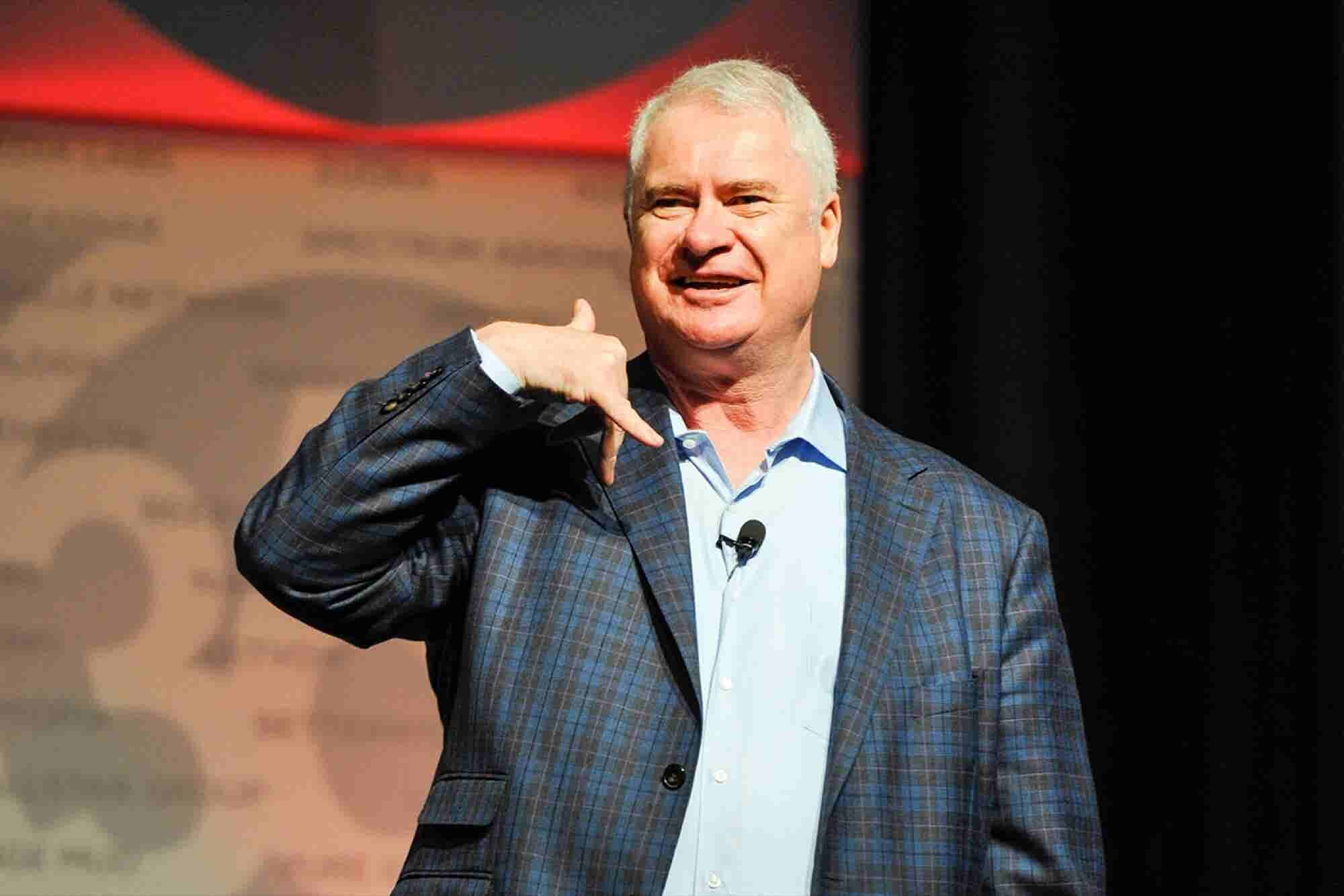 Les McKeown on How to Make Your Business a Predictable Success