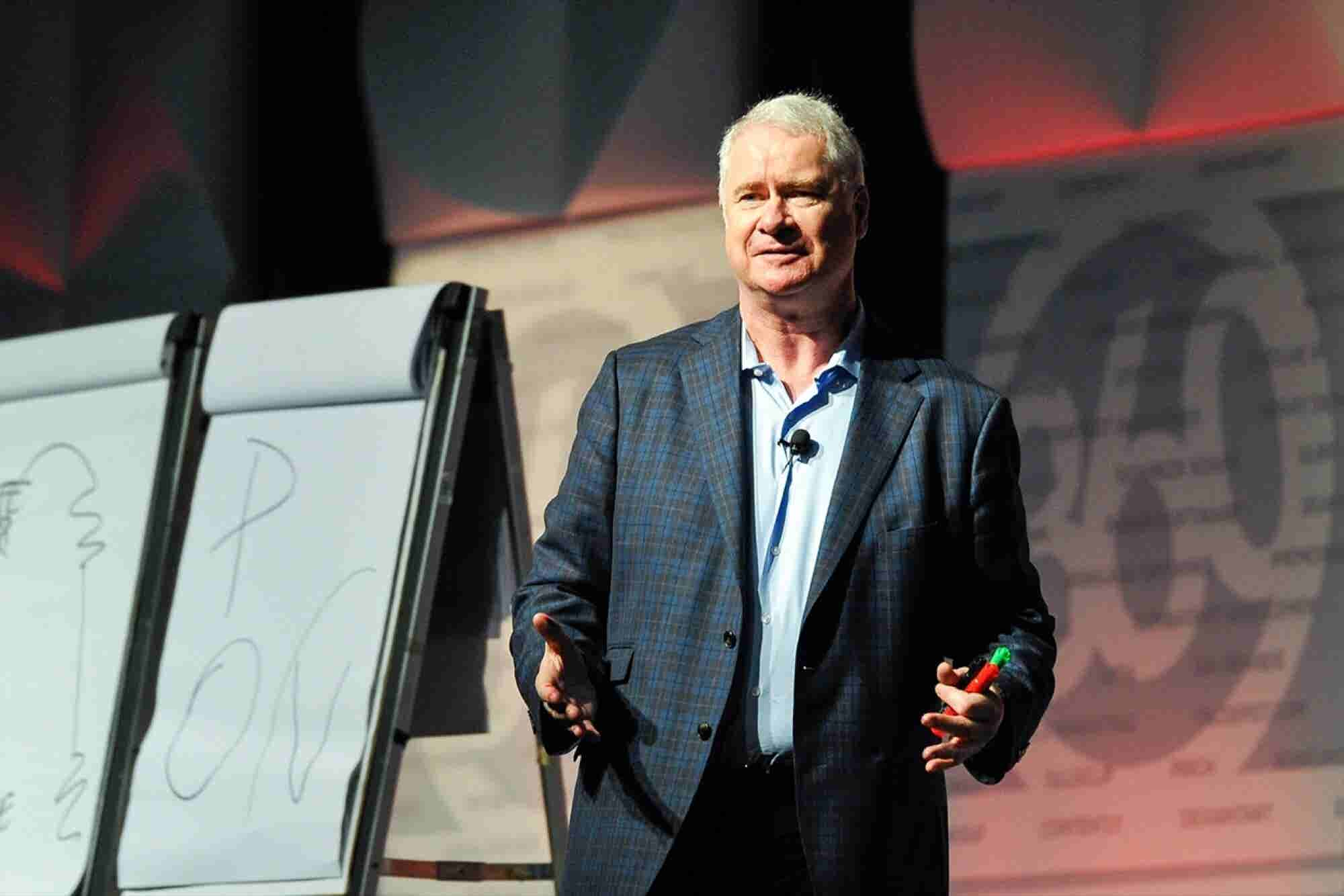 Les McKeown on the Key Decision Leaders Must Make to Grow