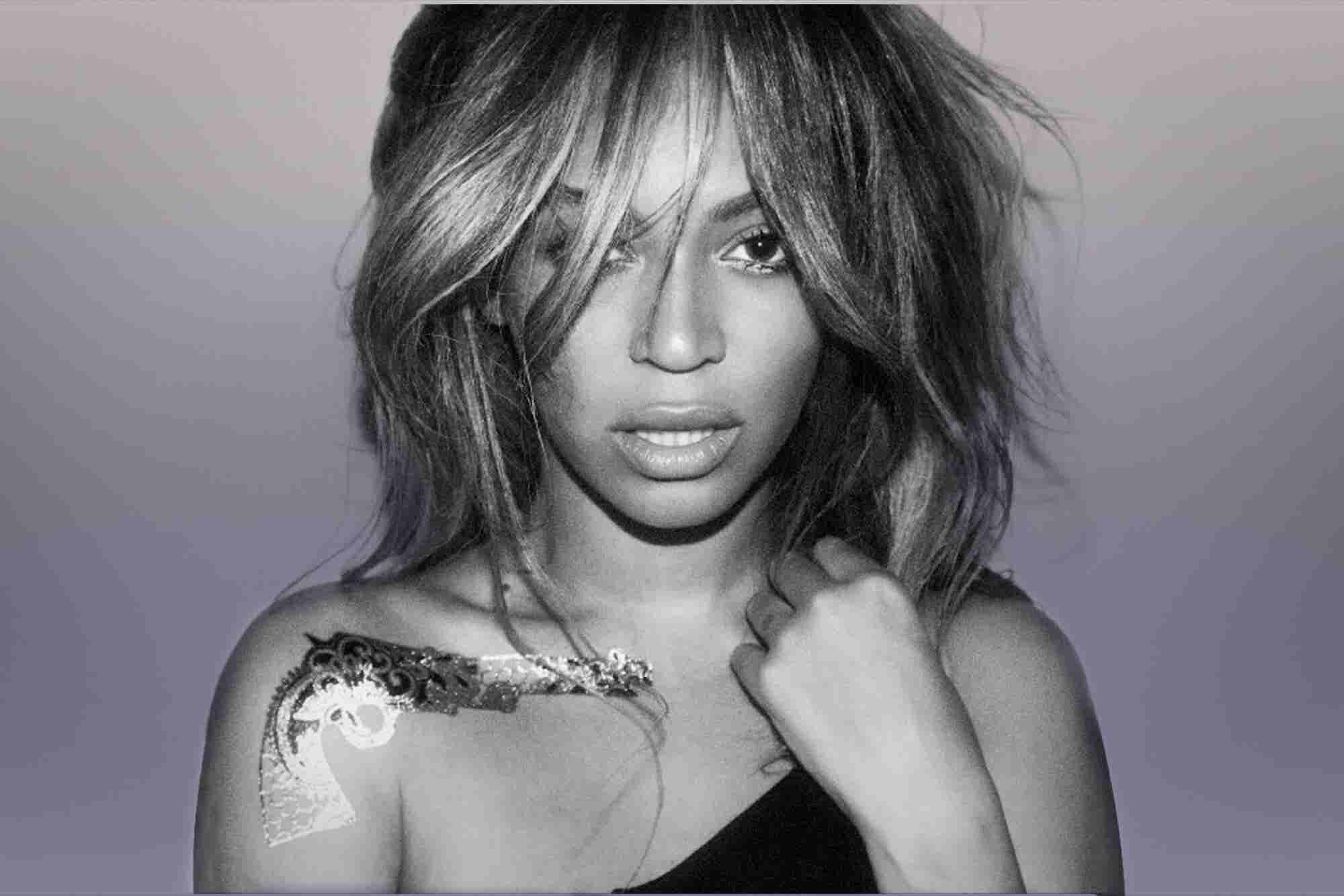 How Beyoncé Turned Flash Tattoos Into Much More Than a Flash-in-the-Pan Success