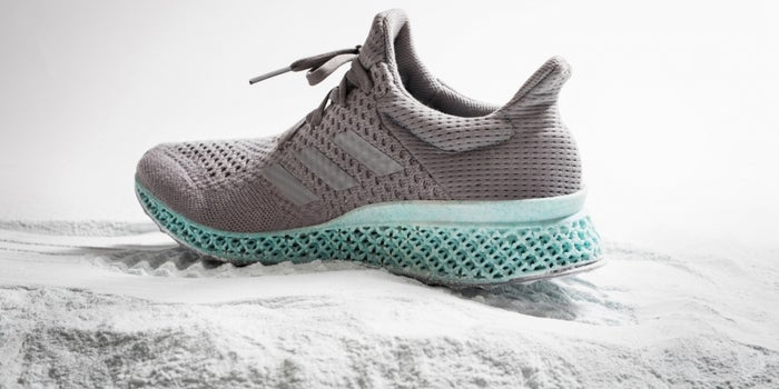 55e0068416583b Adidas Made a 3-D Printed Shoe Out of Plastic Waste From the Ocean