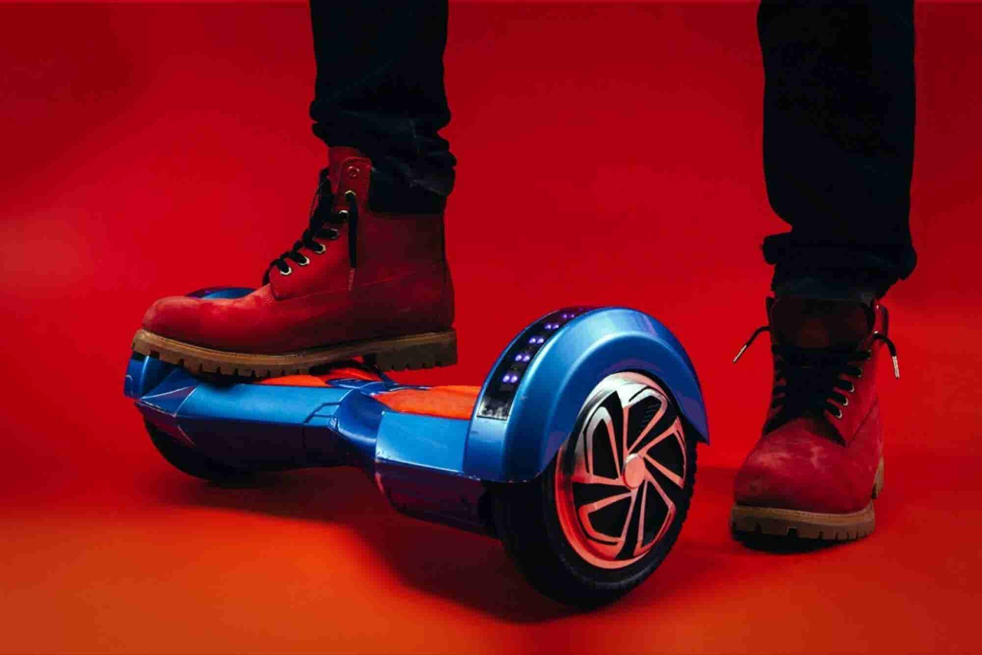 Regulators Are Investigating Exploding Hoverboards