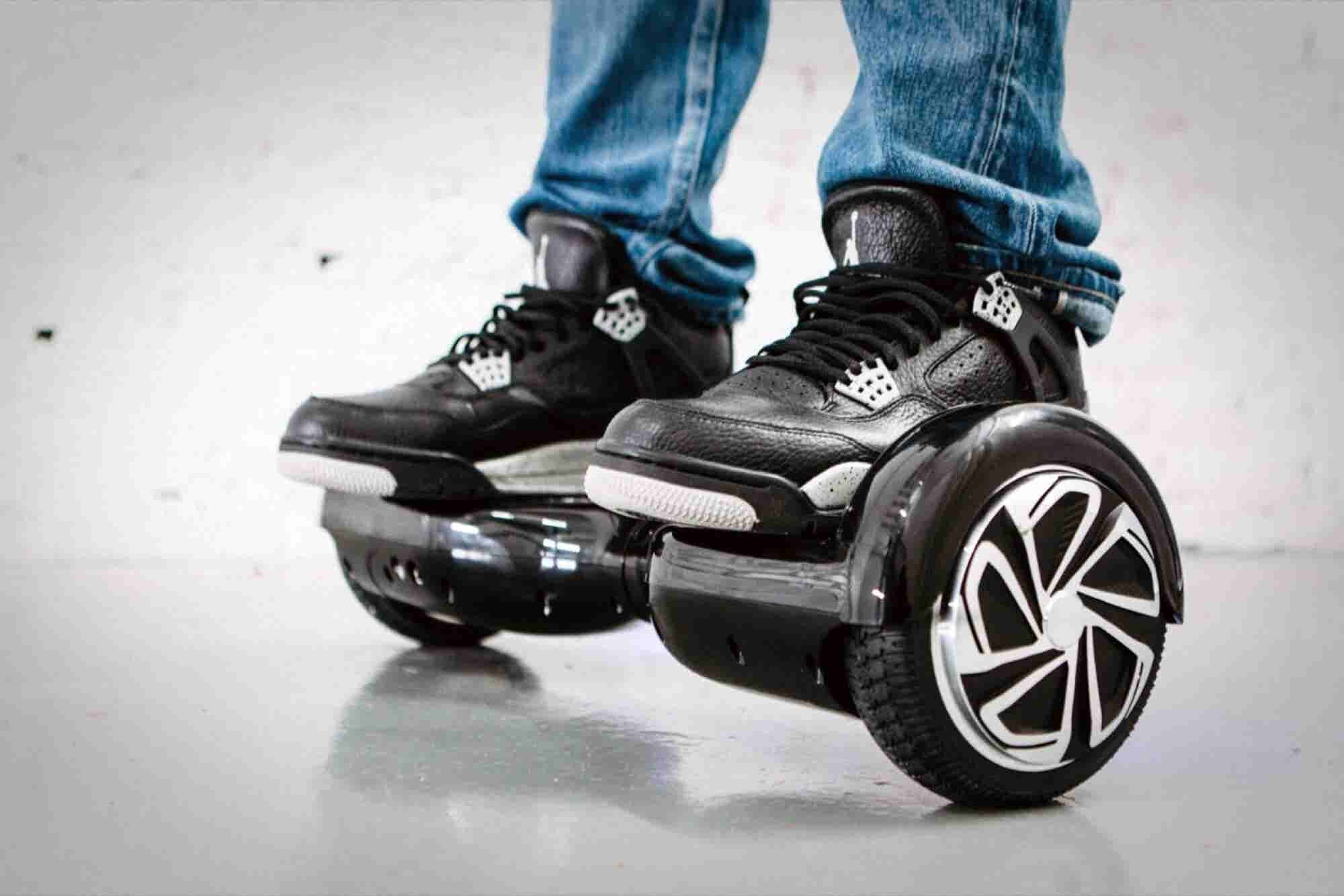 Hoverboards Prohibited at CES 2016