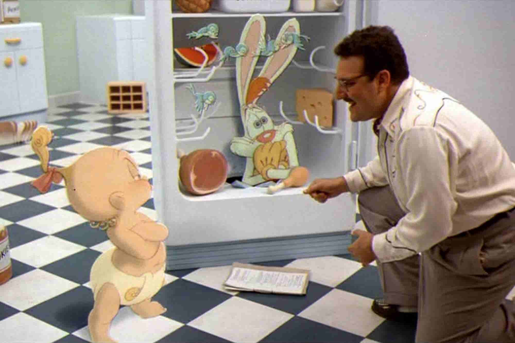 'Who Framed Roger Rabbit?' Is Now a Prophecy. And You Need to Embrace Virtual Reality.