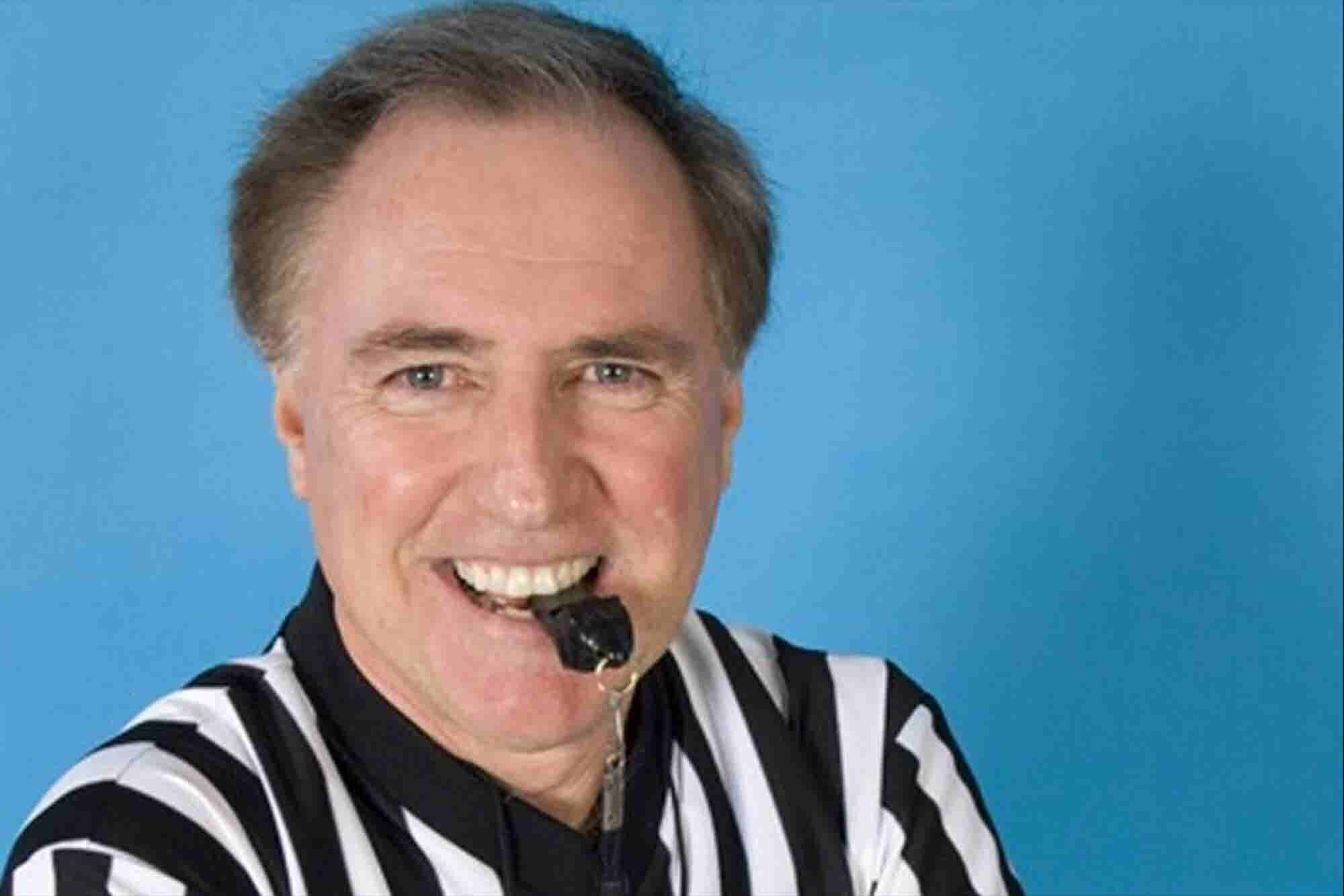 How Blowing a Whistle at 3 a.m. Meant Big Business for One Referee
