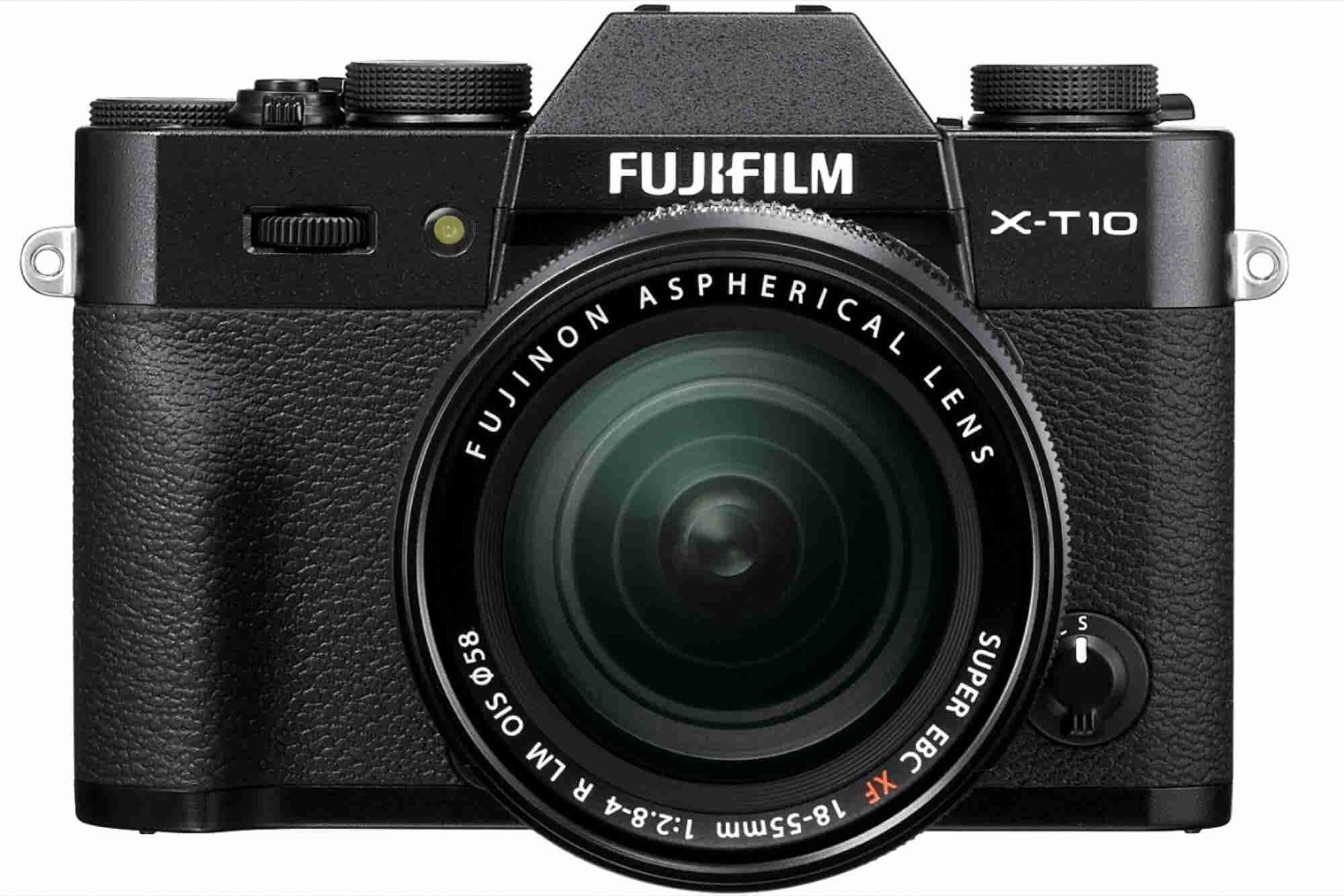 For The Shutterbug: FUJIFILM X-T10