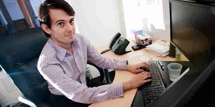 'Pharma Bro' Martin Shkreli Arrested on Securities Fraud Charges