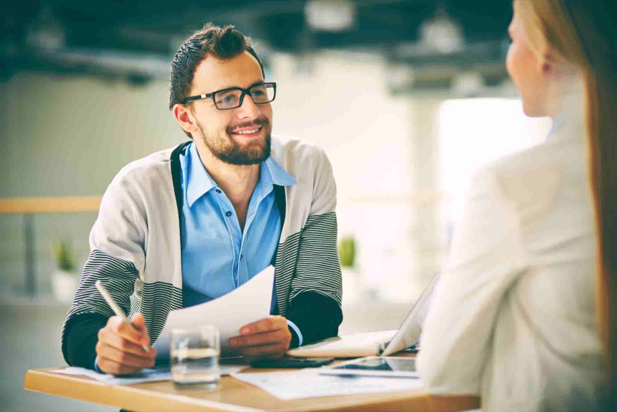 How to Be Authentic in an Interview