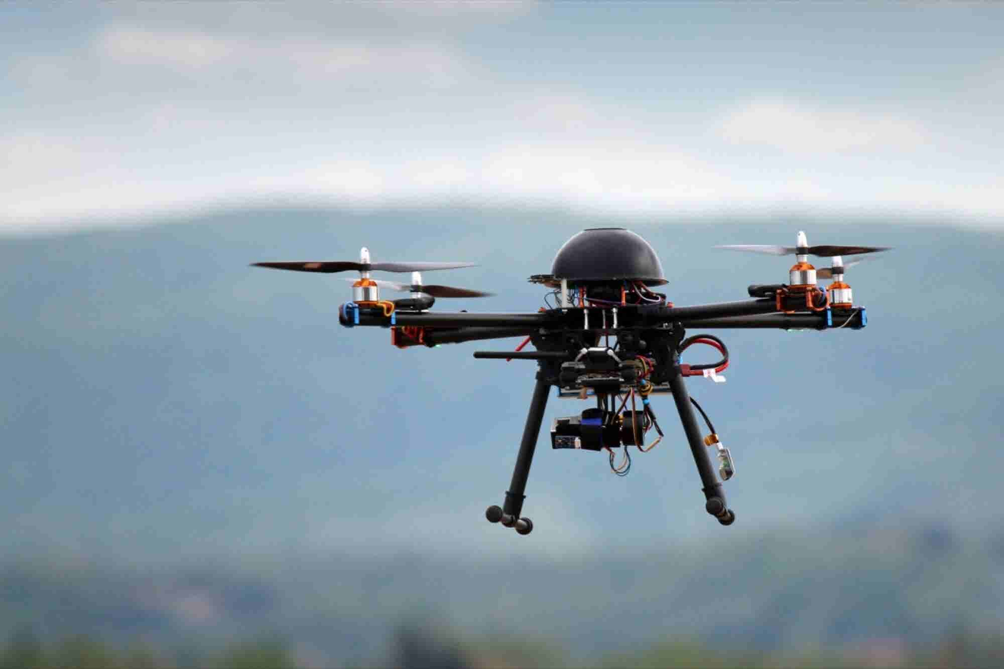 What's Behind the FAA's New Drone Rules