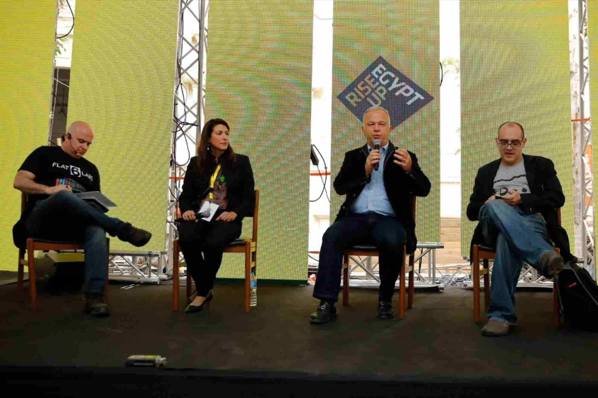 The Recap: RiseUp Summit 2015 in Cairo, Egypt