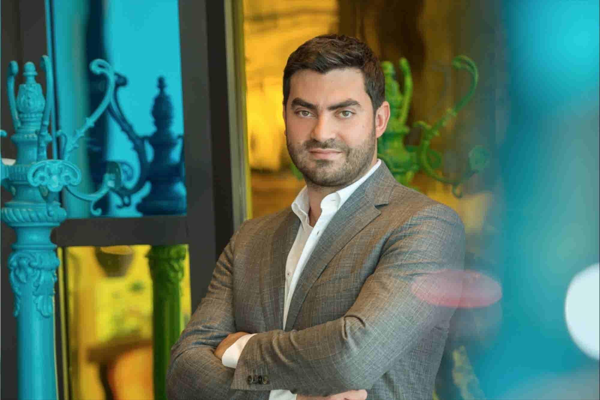 A Discourse On Design With Entrepreneur Hazem Aljesr, Founder, Cities Design, Art & Lifestyle Store