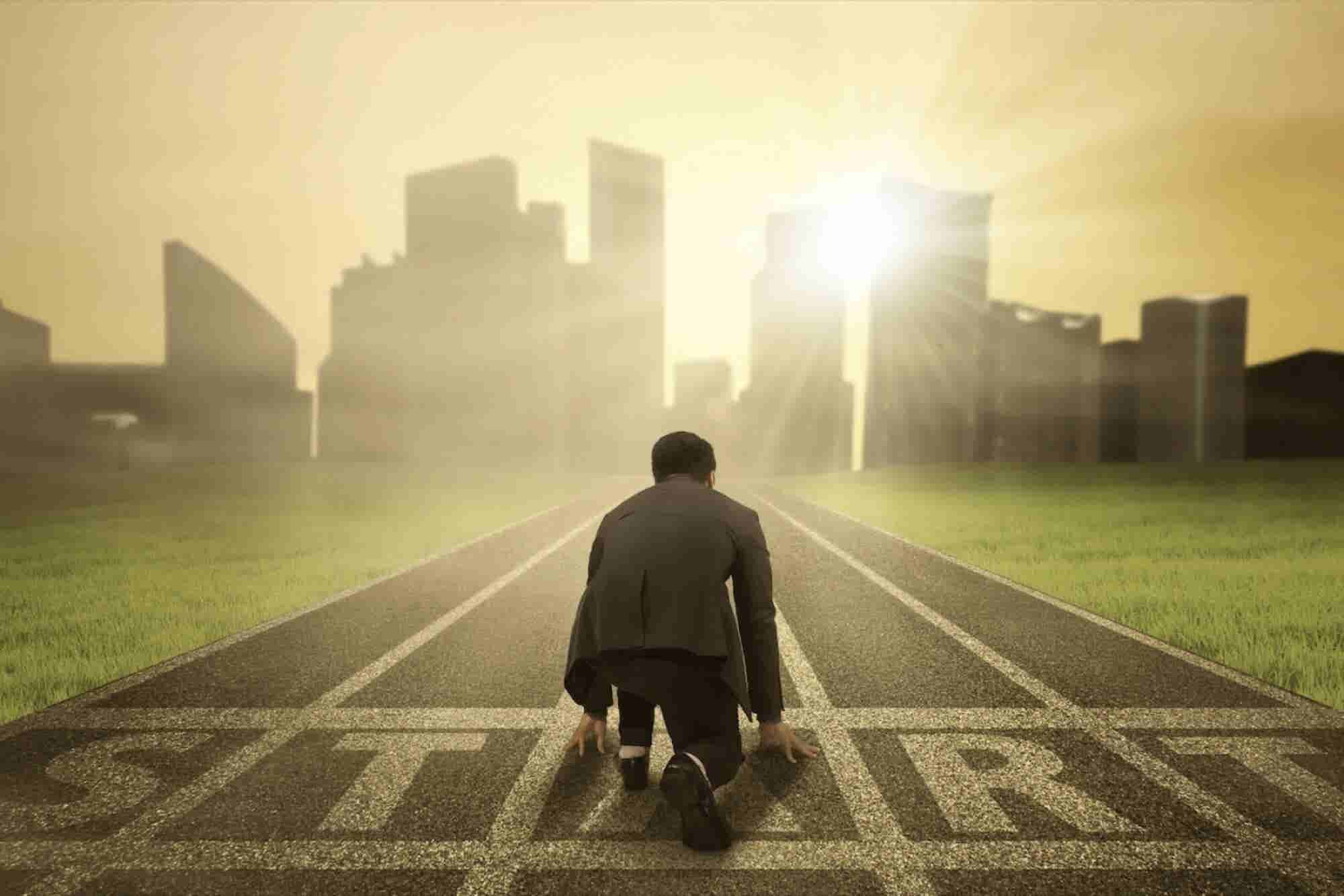 Plotting Your Path To Your Success As An Entrepreneur