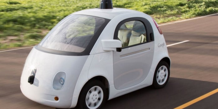 Google and Ford Reportedly Teaming Up to Build Self-Driving Cars