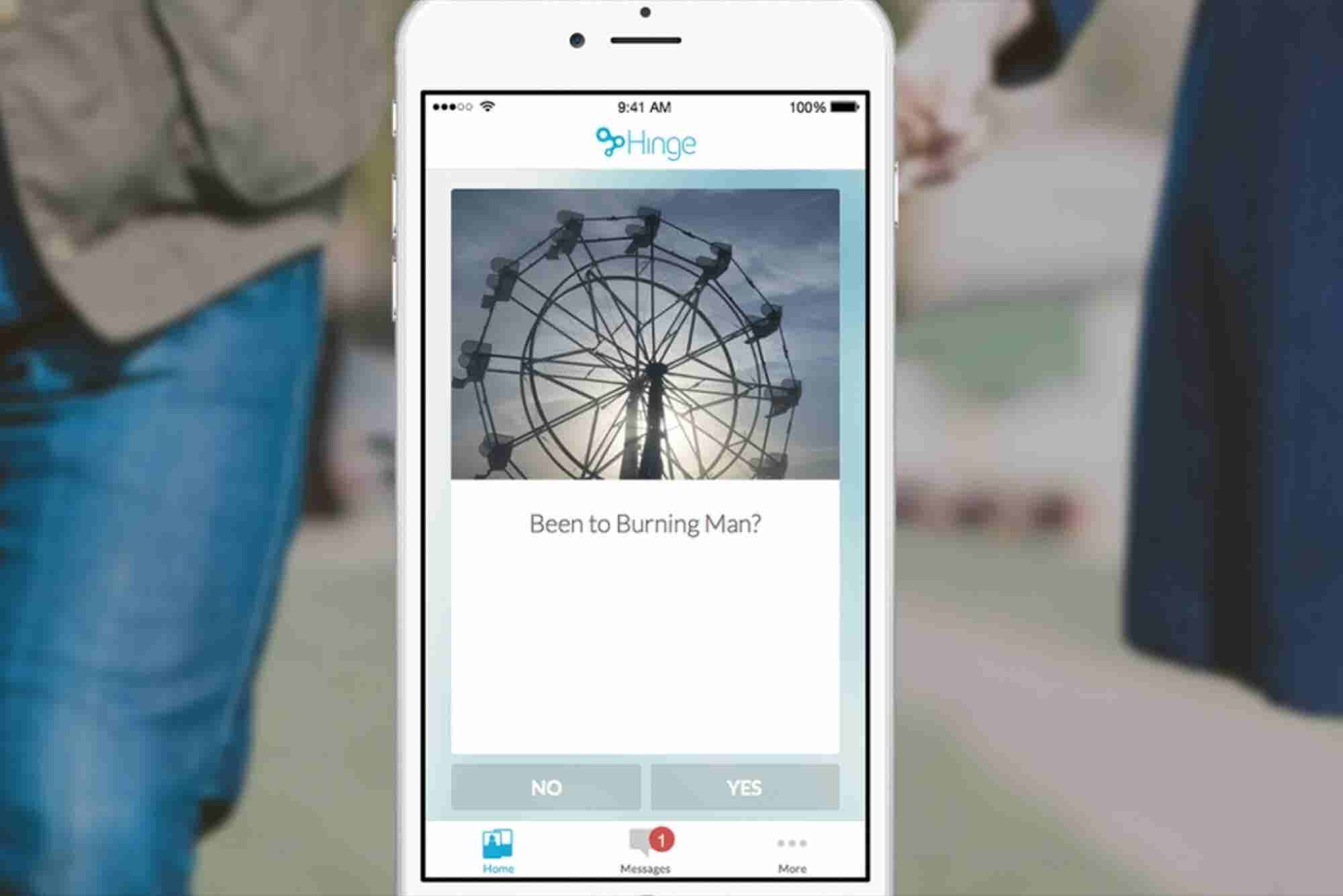 Dating App Hinge Now Lets Users Connect Over 'Shared Events,' Including Being Suspended From School