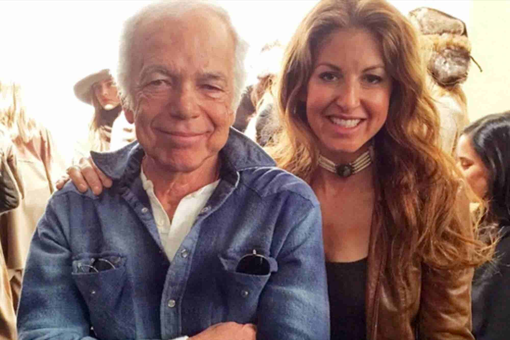 What Dylan Lauren Learned from Her Father