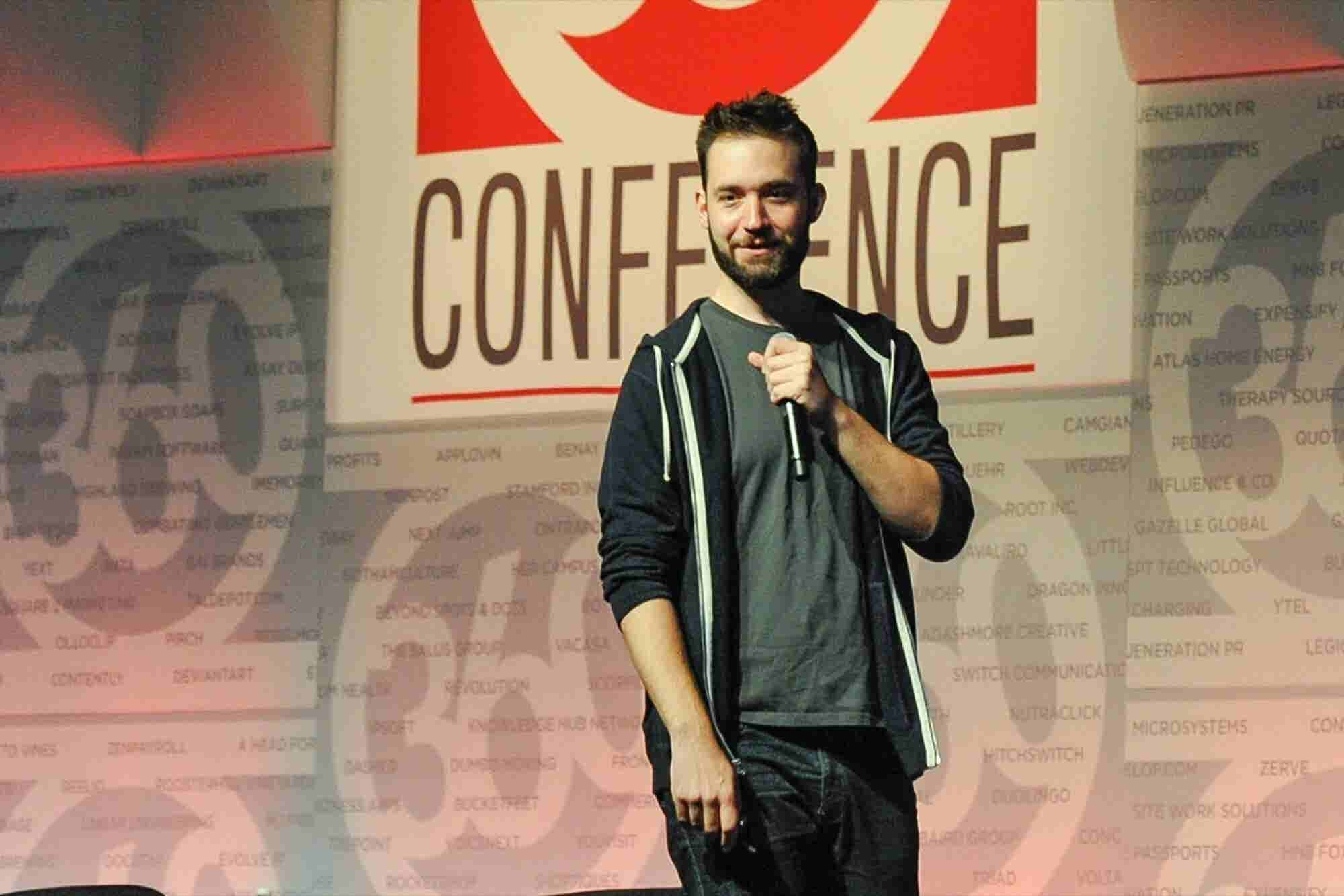 Reddit's Alexis Ohanian on Dealing With Tragedy While Starting a Business