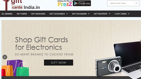 How Rajan Anandan-backed Gift Cards India is making mark in