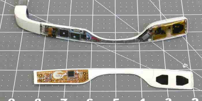 Check Out the Revamped Google Glass