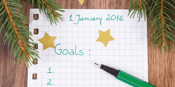 Fulfilling new year resolution