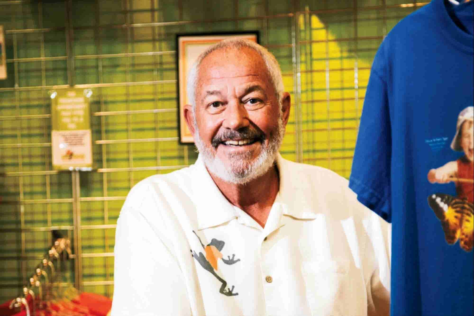 Why One Man Came Out of Retirement to Start a Custom T-Shirt Franchise