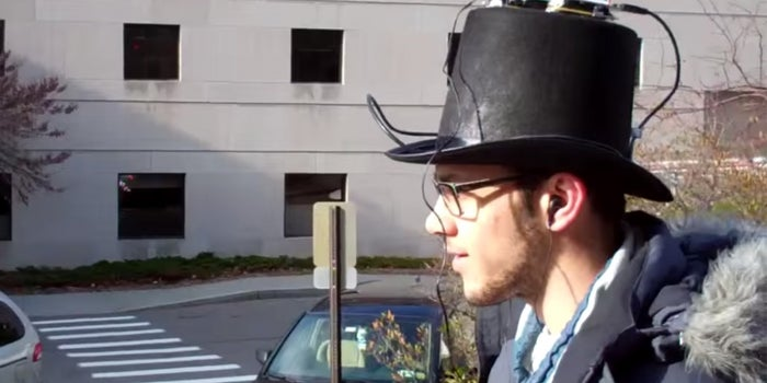 Check This Out: GPS Top Hat Gives Directions With Audio Cues