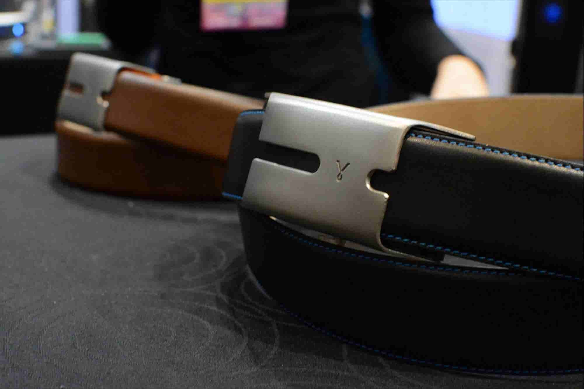 At CES, Belty's Upgrade Includes New Look and Vibration Functionality