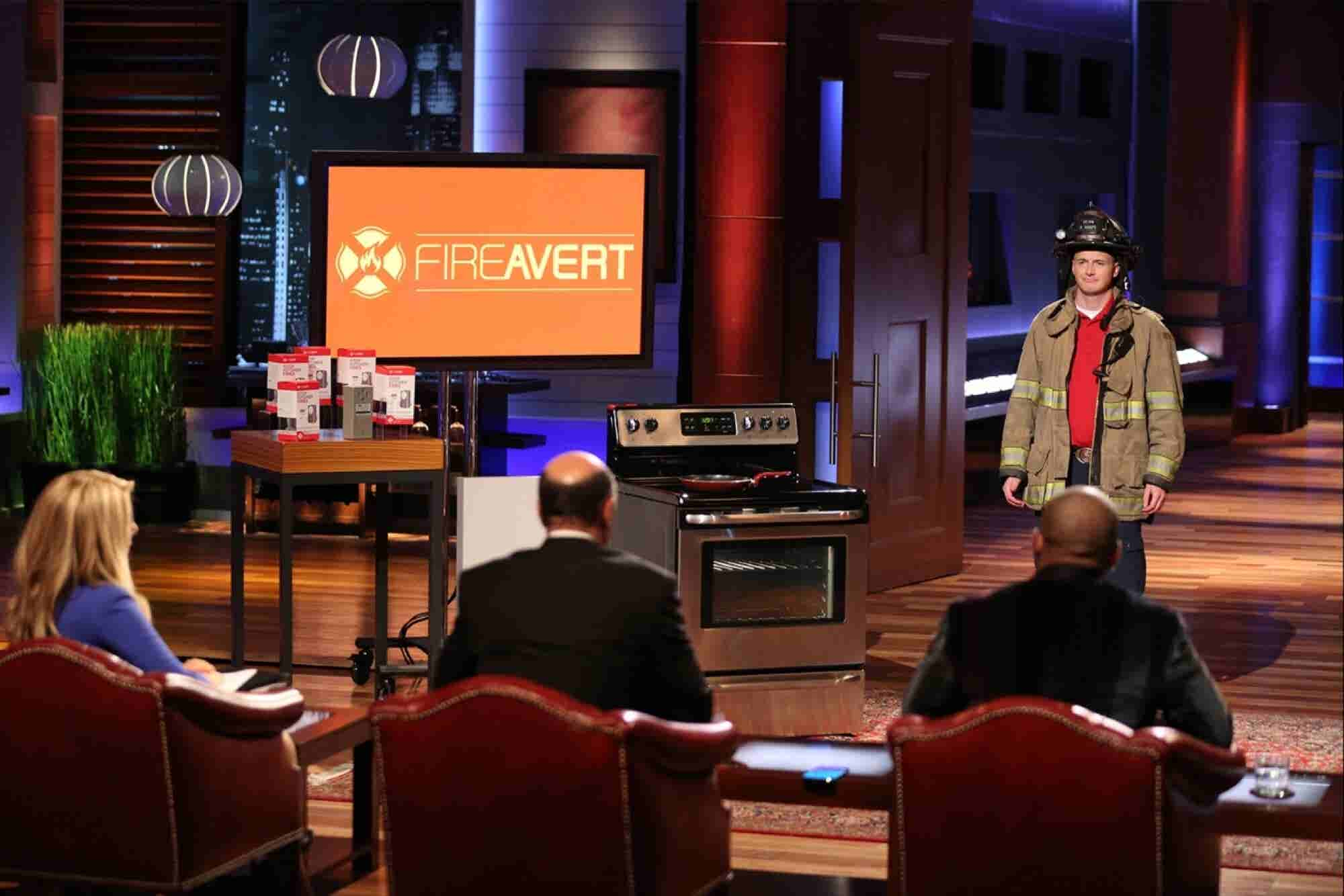'Shark Tank' Recap: Math Sinks an Offer That Would Have 'Burned' a Firefighter