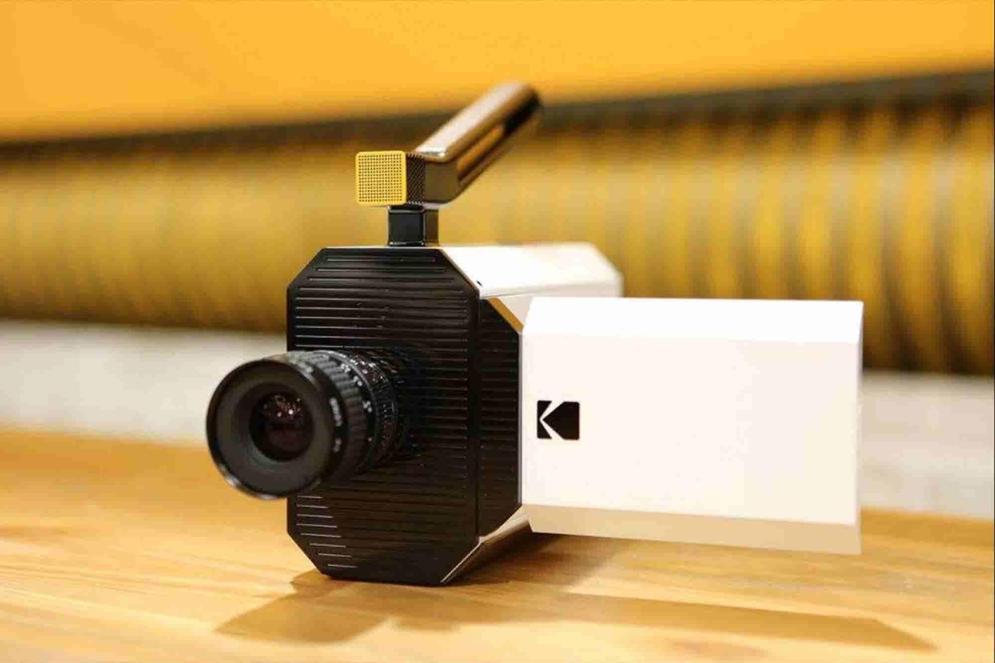 Kodak Is Bringing the Super 8 Video Camera Back