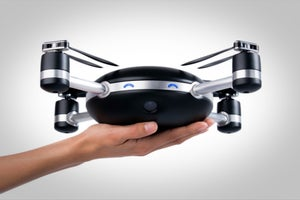 This Drone Wants to Replace Your Selfie Stick