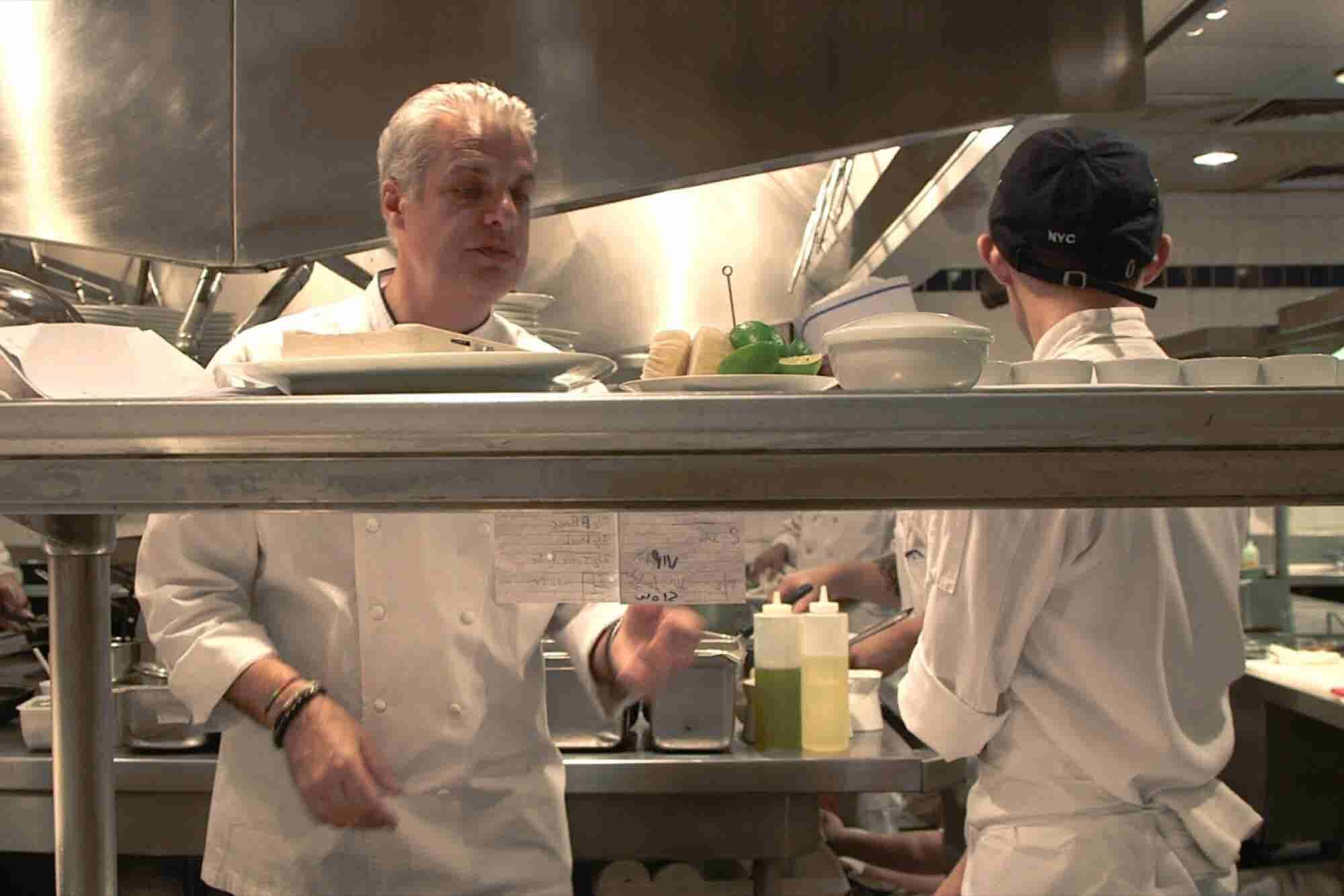 How This Top Chef Overhauled His Miserable Leadership Style