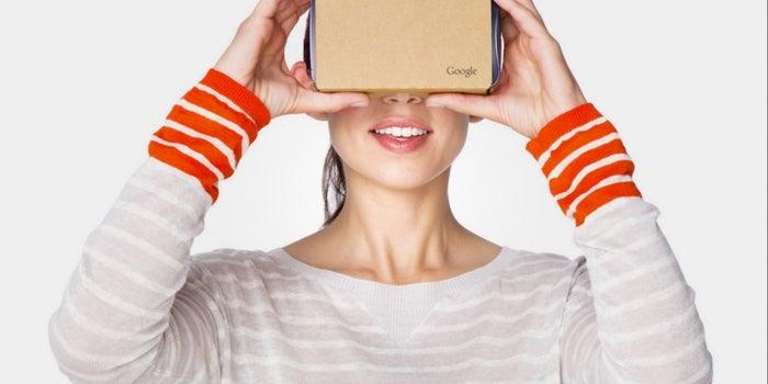 Google Creates Virtual Reality Division