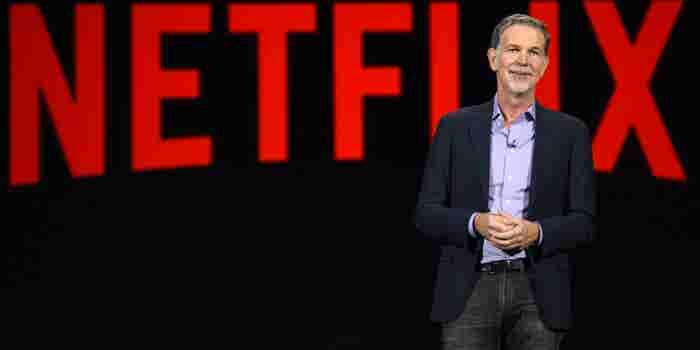 Netflix Chief Starts $100 Million Education Fund