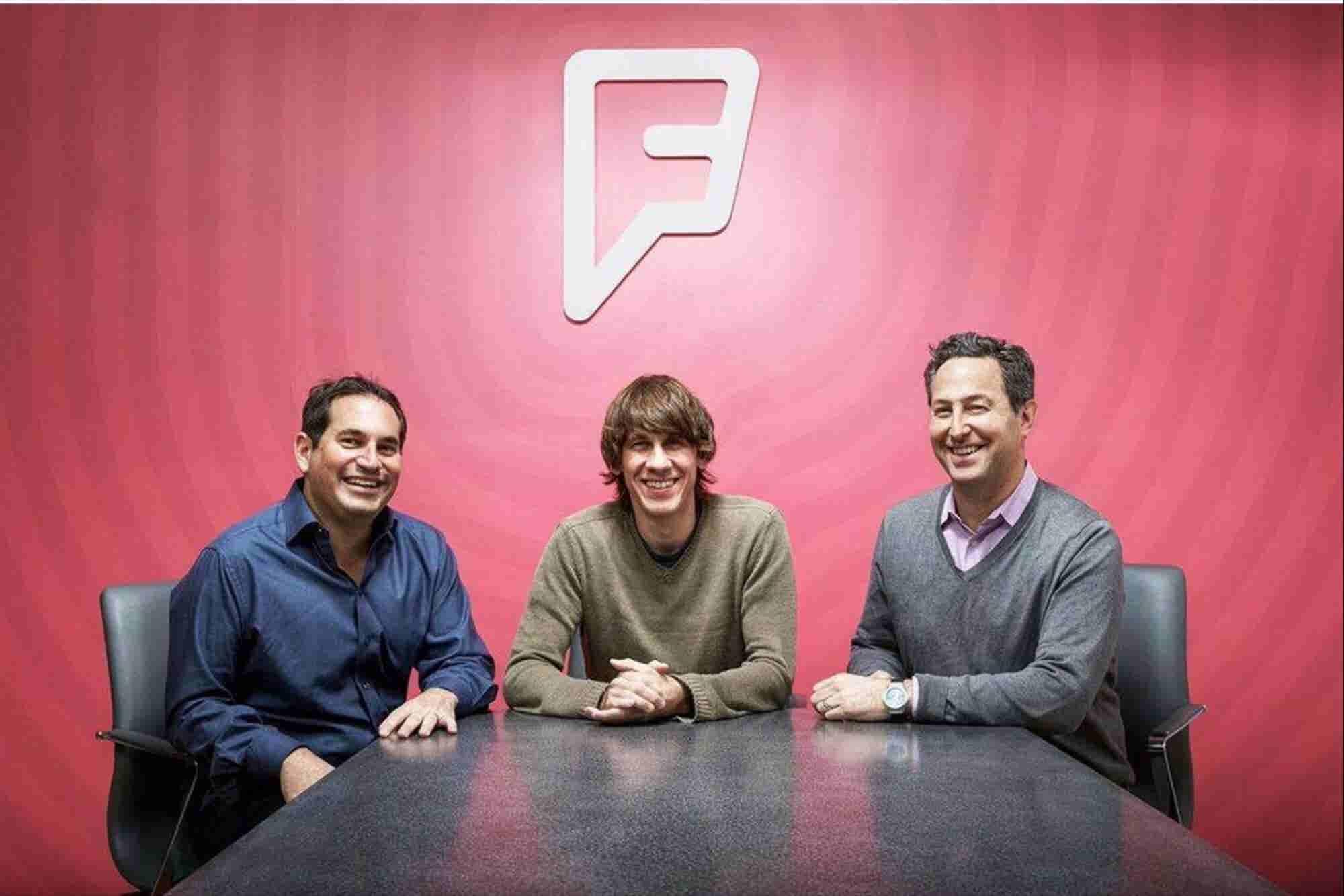Foursquare Raises $45 Million and Gets New CEO