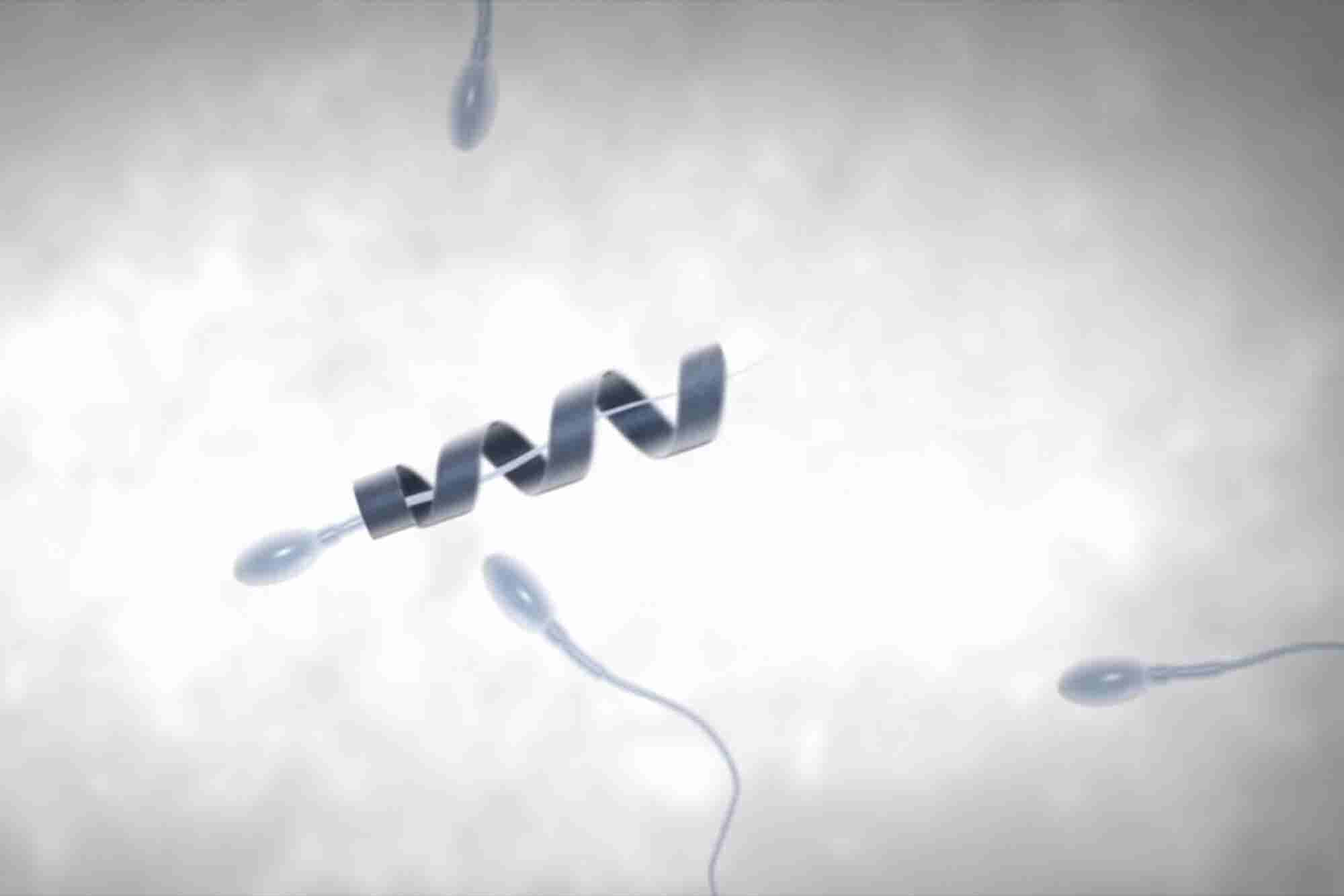 This Robot Is Like a Chauffeur for Slow Sperm