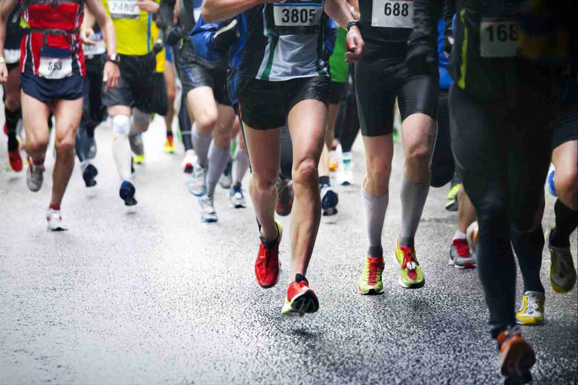Building a Startup Is Like Running a Marathon at a Sprint Pace -- Here Are 4 Ways to Cope