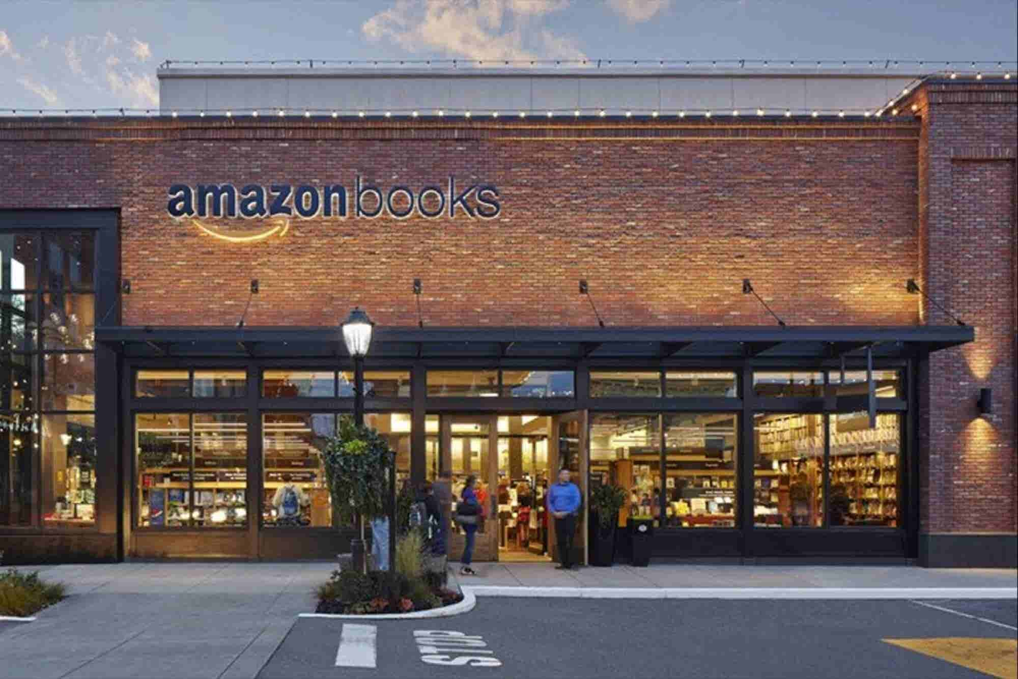 Is Amazon's First Brick-and-Mortar Bookstore the Future of Retail?