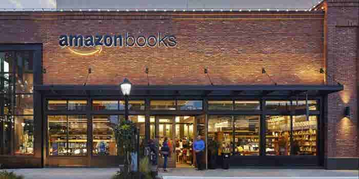 Amazon Aims to Open Hundreds of Brick-and-Mortar Bookstores, Mall CEO Says