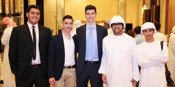 Anjez Propels Abu Dhabi's Budding Entrepreneurs Forward