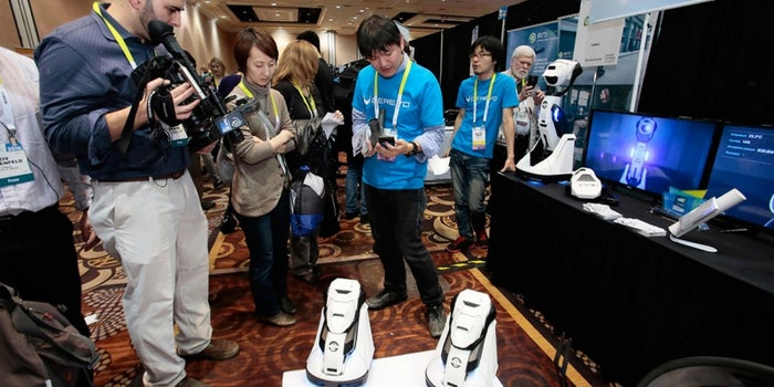 CES Has Become an Innovator's Pre-Crowdfunding Launch Pad